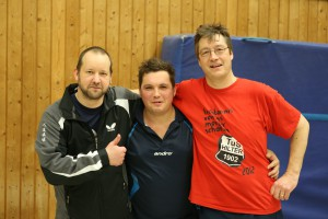 Holger Straede, Sebastian Thiem, Reiner Brinkrolf